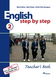 English Step by Step 2. Teacher´s Book + Tests