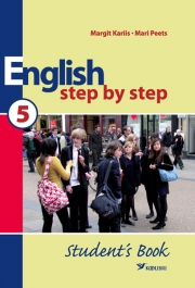 English Step by Step 5. Textbook