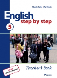 English Step by Step 5. Teacher´s Book + Tests
