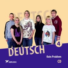 Deutsch Kein Problem 4. CD