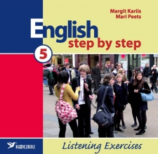 English Step by Step 5. CD
