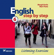 English Step by Step 6. CD