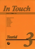 In Touch 3. Testid