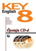 KEY English 8. Õpetaja CD-d