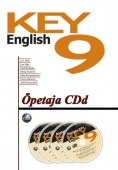 KEY English 9. Õpetaja CD-d